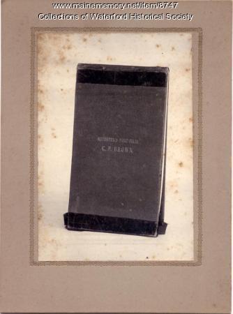 Charles F. Brown portfolio, Waterford, ca. 1860