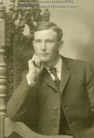Charles Allen, ca. 1900
