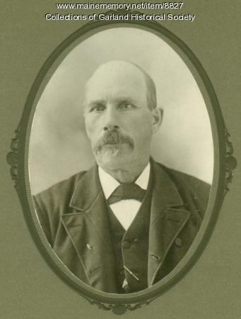 Elder Andrews, ca. 1850