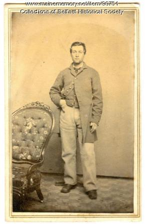 William Austin Burgess, Belfast, ca. 1864