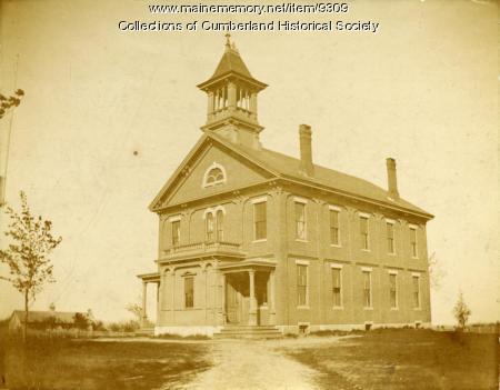 Greely Institute, Cumberland, ca. 1890