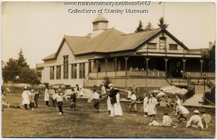 Field Day Races, Squirrel Island, ca. 1907