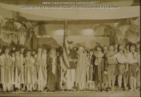 Ricker Classical Institute production, 1926