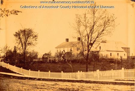 Tenney House, Main St. Houlton, Maine, ca. 1890