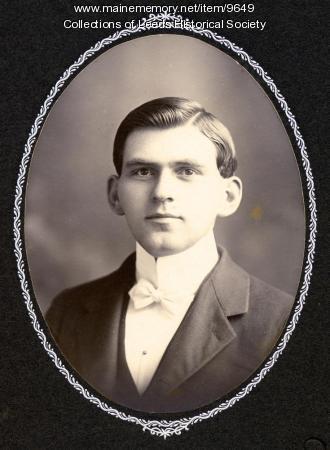 Daniel F. Russell, Leeds, ca. 1890
