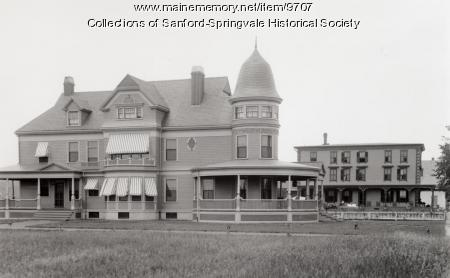 Louis B. Goodall Residence and Hotel Sanford