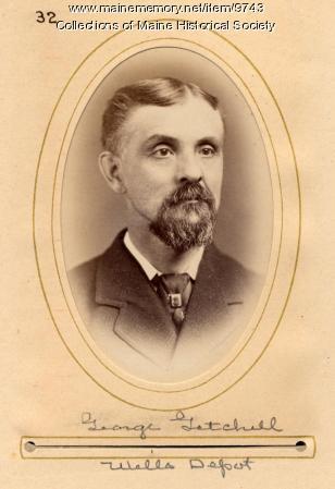 George Getchell, Wells, 1880