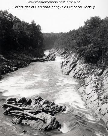 Saco River, Hollis
