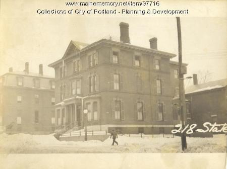 216-220 State Street, Portland, 1924