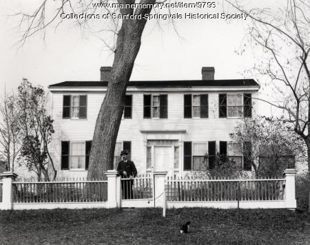 Federal Style House, ca. 1895
