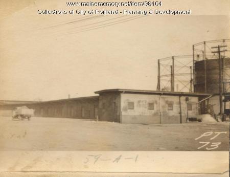 2-90 Commercial Street, Portland, 1924