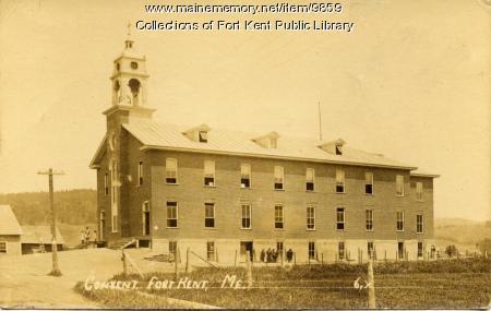 St. Louis Convent, Fort Kent