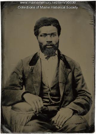 John Nichols, Lewiston, ca. 1873