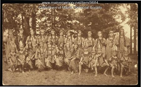 Lanier Camp, Eliot, ca. 1910