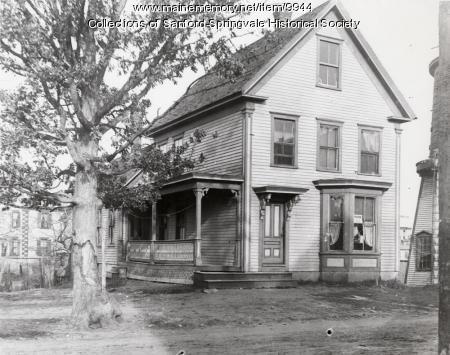 20 Bodwell Street, Sanford, ca 1900
