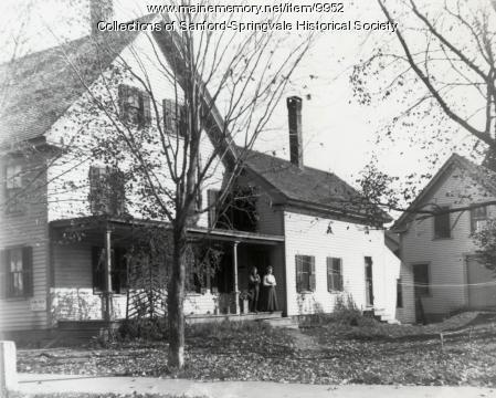9 Bodwell Street, Sanford, ca 1900