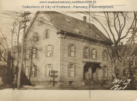 79-81 Portland Street, Portland, 1924