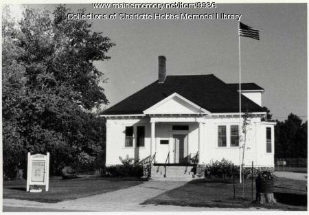 The Charlotte Hobbs Memorial Library, 1994