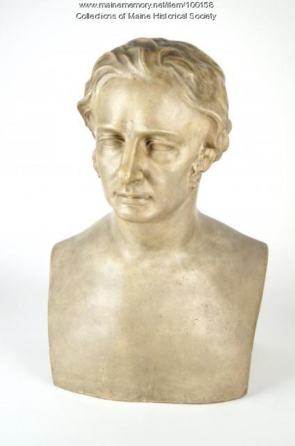 Bust of Henry Wadsworth Longfellow, 1851