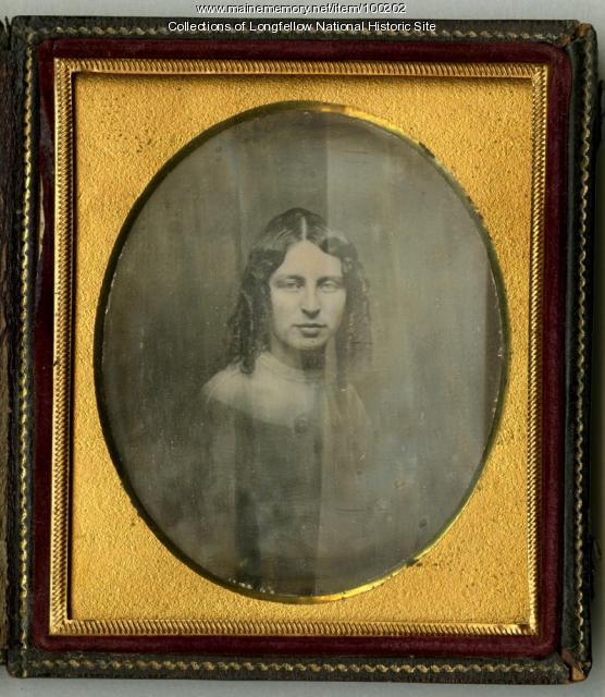 Elizabeth Clapp Porter, Portland, ca. 1850
