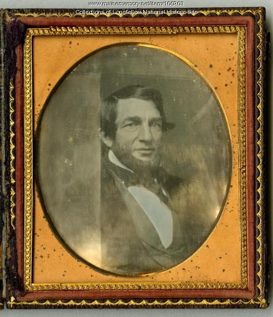 Alexander Wadsworth Longfellow, Portland, ca. 1855