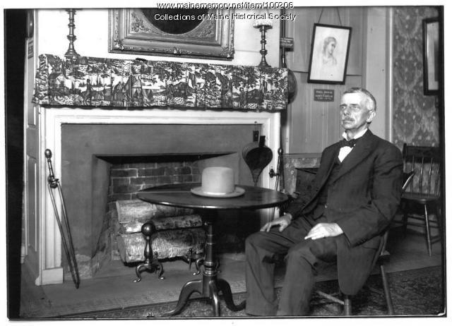 Nathan Goold, Portland, ca. 1904