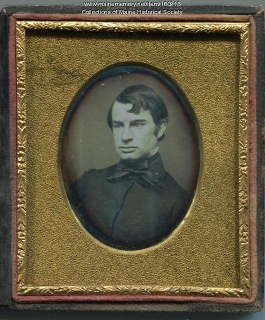Samuel Longfellow, ca. 1850