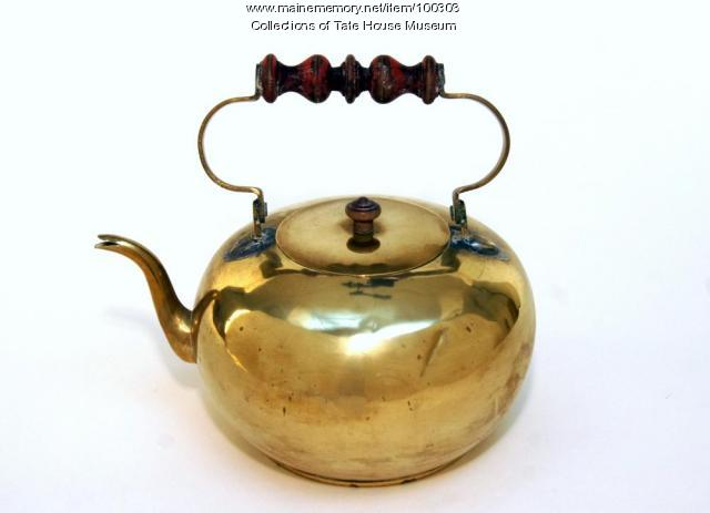 Kettle, Windham, ca. 1765