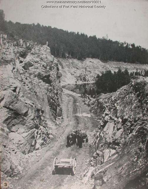 Building the Fish River Railroad