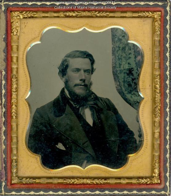 Andrew Tyler Jr., Frankfort, ca. 1857