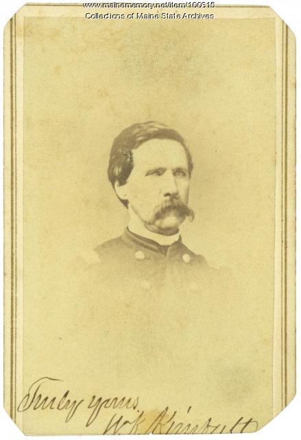 William King Kimball, Rumford Point, 1861