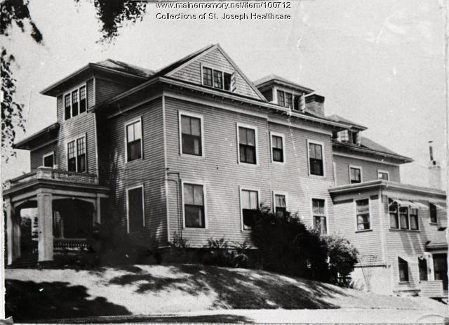 Paine Hospital, Bangor, ca. 1964