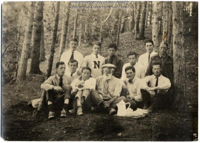 Camp Merryweather Faculty, North Belgrade