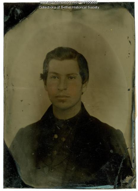 Farnum Llewellyn Bean, Bethel, ca. 1860