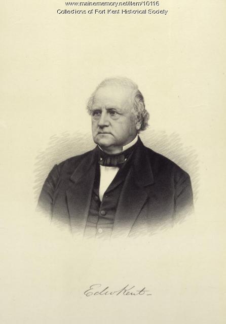 Edward Kent, Fort Kent, ca. 1840