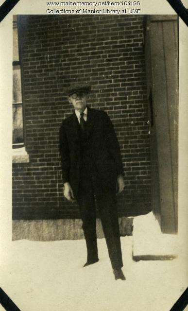 William Blake, Farmington, ca. 1923