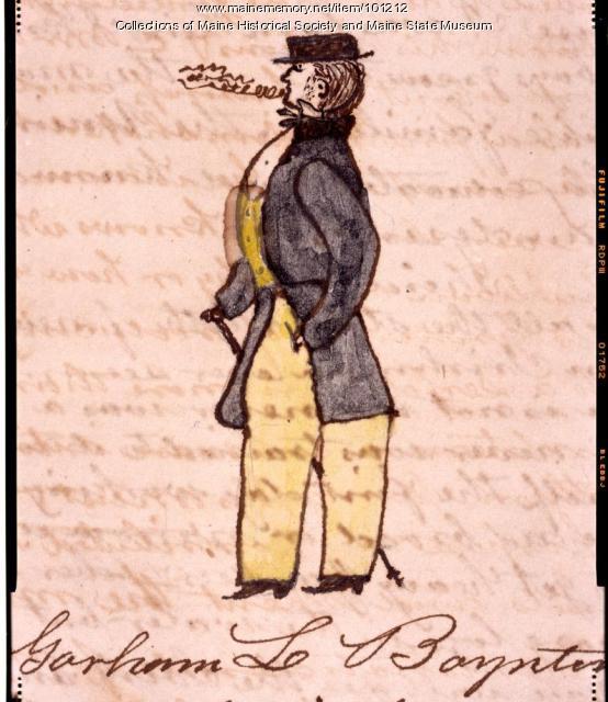 Gorham L. Boynton, Bangor, ca. 1867