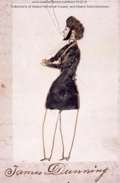 James Dunning, Bangor, ca. 1867