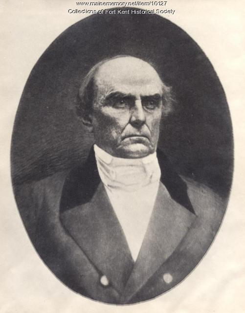 Daniel Webster, ca. 1841