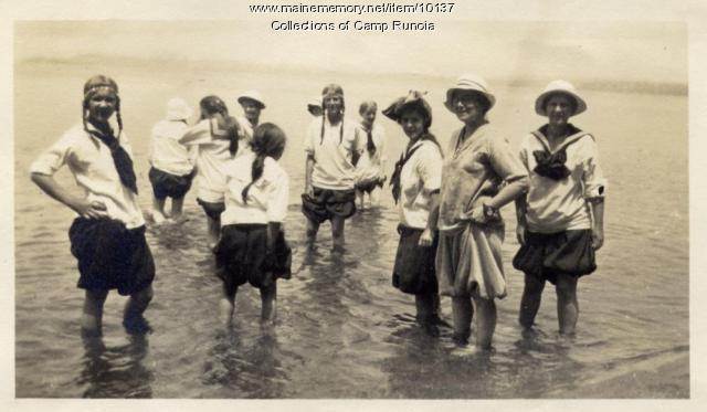 Wading in the Water 1914