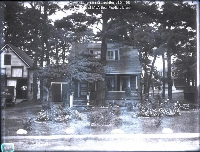 """Villa France"" cottage, ca. 1915"