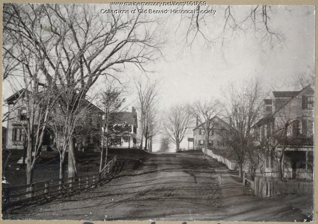 Wentworth Homestead, South Berwick, ca. 1900