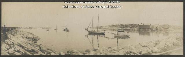Matinicus Harbor, Matinicus, ca. 1890