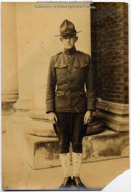Robert Jordan, c. 1915