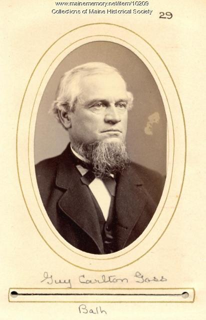 Guy Carlton Goss, Bath, 1880