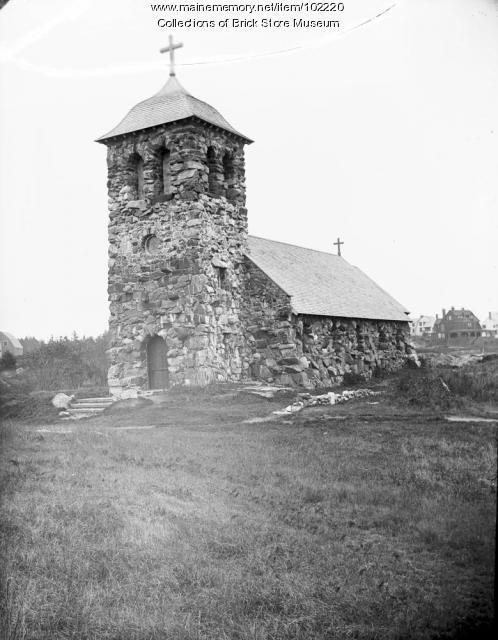St. Ann's Episcopal Church, Kennebunkport, ca. 1900