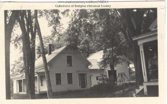 12 Elm Street, Bridgton, ca. 1938