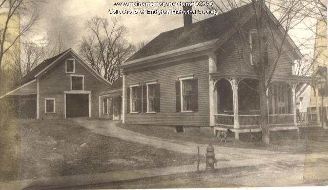 5 Church Street, Bridgton, ca. 1938