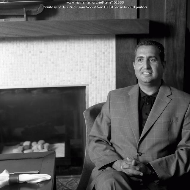 Gerard Kiladjian, Portland, 2009