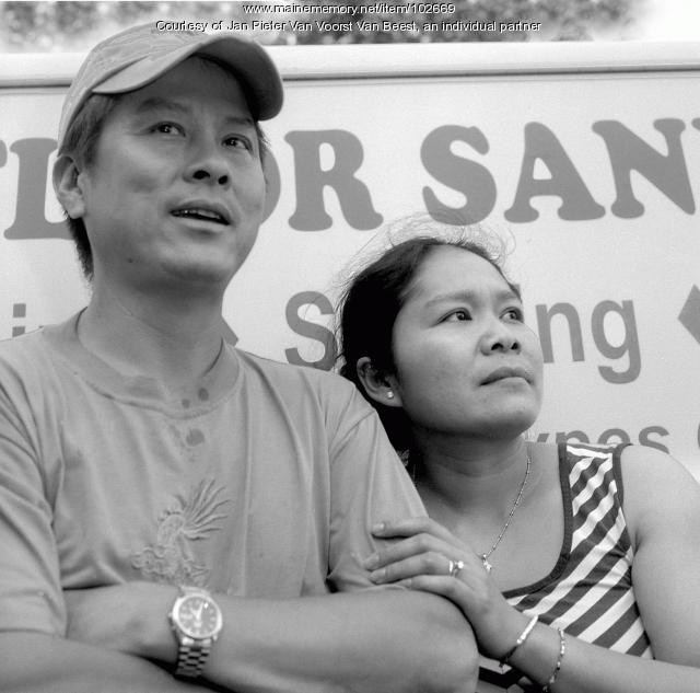 Van and Kim Luu, South Portland, 2009